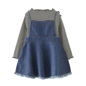 Long sleeve kids girl clothes boutique toddler girl clothes wholesale