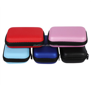 5 Colors Mini Storage Bag Gadgets Organizer Portable Case For Earphone U Disk Data Cable Hot