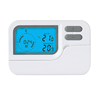 Easy Usage Household Water System Thermostat For Floor Heating
