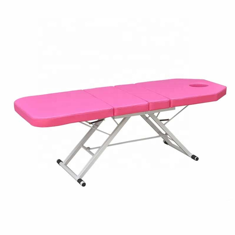 Hot sale high quality Portable massage bed foldable massage table for beauty salon treatment Bed spa beauty bed