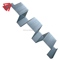 AS1397 G450 Bondek II Dovetail type floor Galvanized bearing plate galvanized steel deck