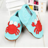 Wholesale oxford soft leather baby shoes