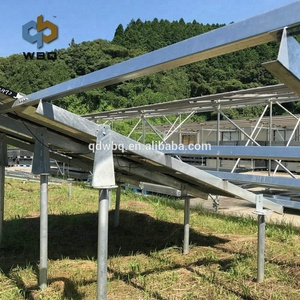 PV Ground Solar Mounting Rack