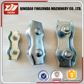 Stainless Steel Wire Rope Clip Duplex Wire Rope Clip Steel Cable ...
