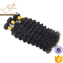 Charming deep wave 100% virgin indian remy temple hair