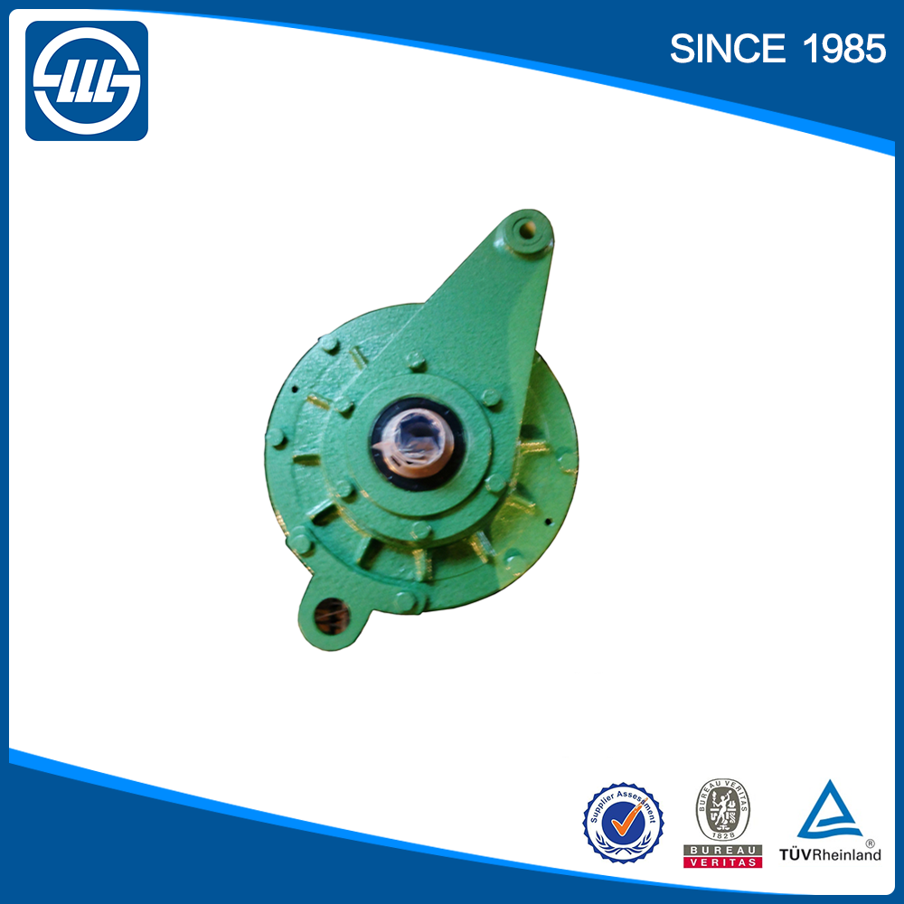 PYZ Series helical tooth shaft mounted gearbox speed reducer drive power transmission small marine diesel engine with gearbox