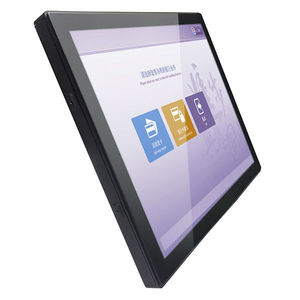 waterproof pcap touch monitor 6.5 7 8.4 10.1 10.4 12.1 15.6 17.3 18.5 19 21 24 Inch Open Frame 10 Points Touch screen Monitor