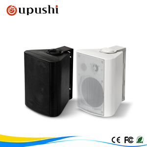 Factory background music system 40w wall mount 100v speaker on tmall