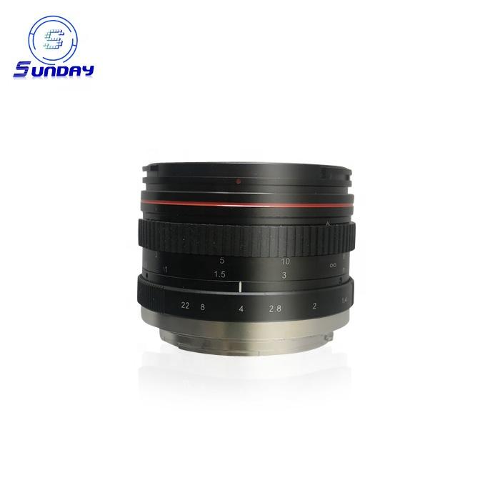 50mm F1.4 SLR Lens For Canon Nikon