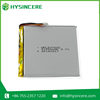 Li-Polymer Battery 3.7V 4100mAh for cell phone, GPS, electric toys