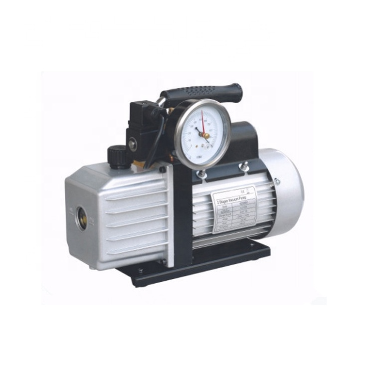 Hot Sale Double Stage Rotary Vane Vacuum Pump Mini untuk Pendinginan