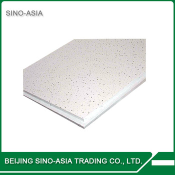 Mineral Fiber Ceiling Tiles //\decorative Rock Wool Slab/\/acoustical  Ceiling