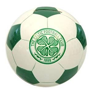 Celtic FC. Football Money Box
