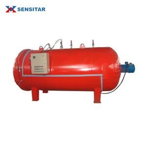 CE certificated electric heating carbon steel vulcanizing hot press autoclave for rubber raw materials