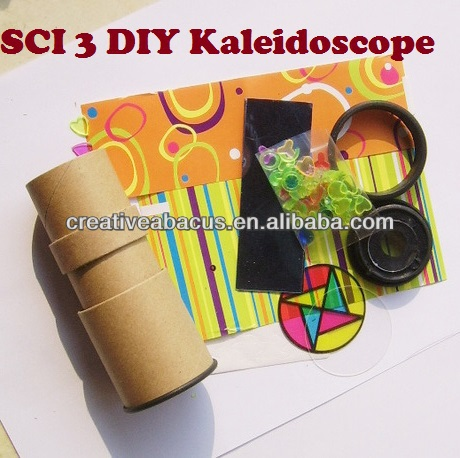 Mini DIY Kaleidoscope