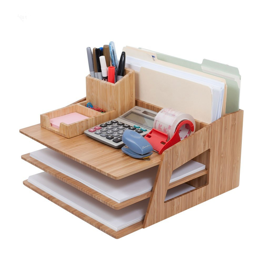 100 acrylic desk organizer set desk tidy officeworks