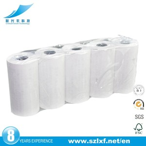 Paper carboard or plastic core 80 x 80 57x30 thermal paper rolls