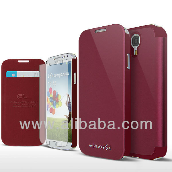 Korean original flip cases for Galaxy S4, S3, Note 2, iPhone 5, iPhone 4/4S