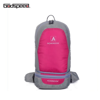 Lightweight Waterproof Nylon Portable Foldable Backpack /Leisure Outdoor Sport Travel Bags