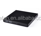USB 2.0 external sata CD/DVD ROM RWcase 24x dvd burner