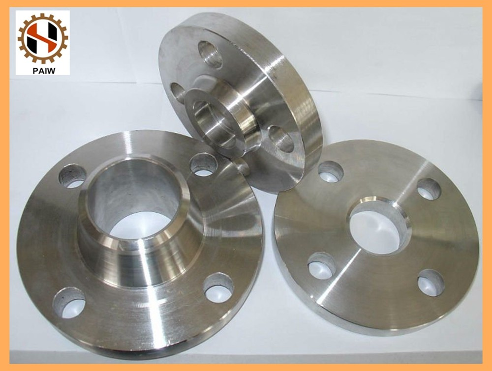 Forged high precision carbon steel drive shaft flange yoke