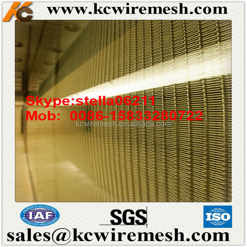 Factory!!!!! Kangchen decorative wire netting/curtain mesh/architectural wire mesh