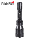 hot sale wholesales RichFire led torch tactical Flashlight Red hunting Flashlight