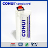 Solid surface corner adhesive
