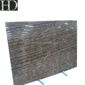 High Quality Coffee Emperador Brown Marble Slabs for Marble Top Coffee Table