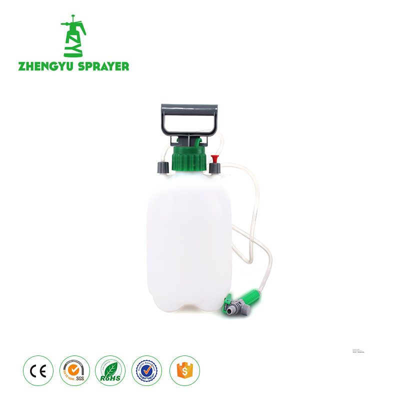 Competitive professional electric double pump hand pesticide helicopter sprayer weed killer <strong>spray</strong>