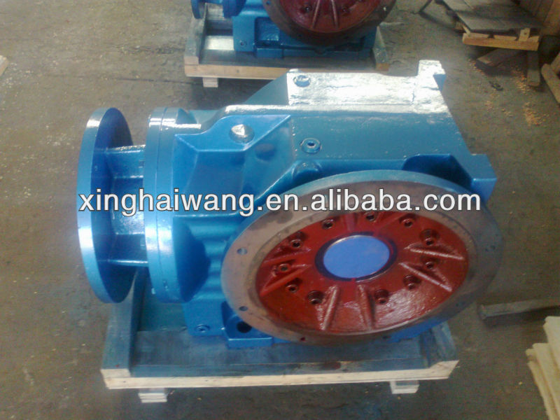 K series high ratio gearbox