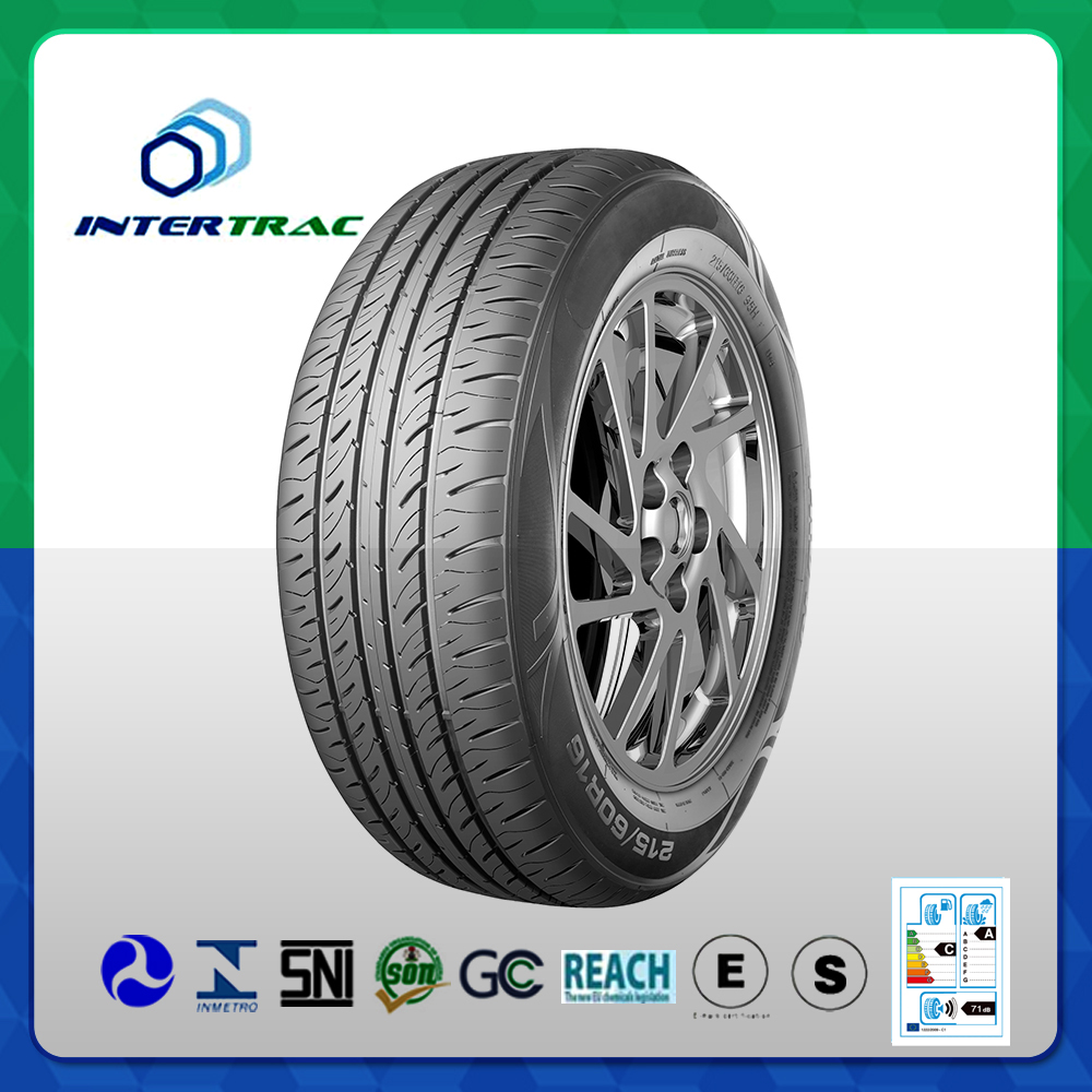 Intertrac Car Tire Factory, 185/70R13 Car Tires Low Price