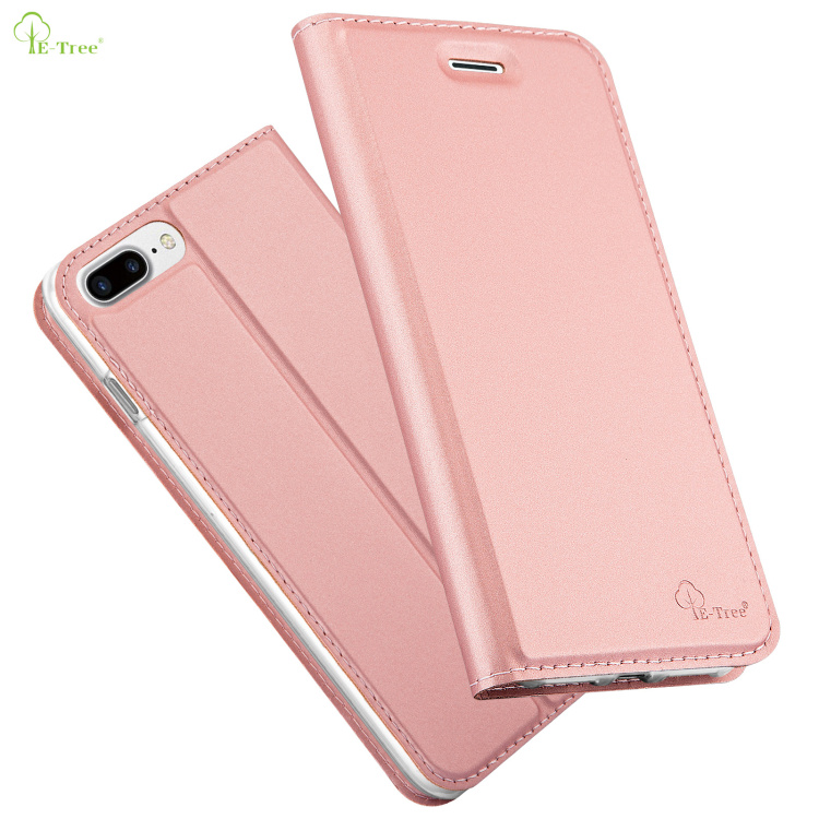 Ultra Slim Skin Pro Leather Case For iPhone 7 plus Mobile Phone cover