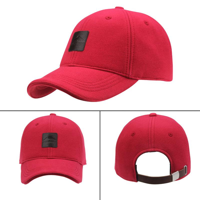 595d4c7ea04be boné de beisebol do logotipo de couro de Atacado - Compre os ...