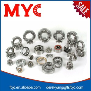 Long life 8mm x 22mm x 7mm flanged ball bearing