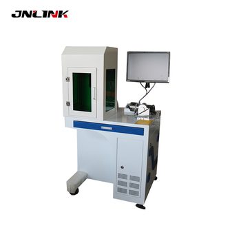 Hot sale fiber marking machine cnc laser printer 20W 30W 50W made in china