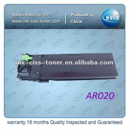 compatible sharp ar5516 toner cartridge copier machine