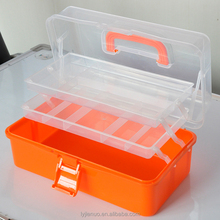 colorful art tool box Plastic Container,Tool Box,Storage Box