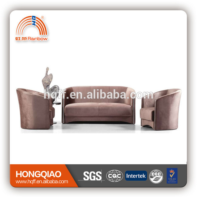 New design big genuine leather sectional sofa with great price