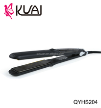KUAI women's 2017 hsi professional ionic intertek ceramic tourmaline flat iron