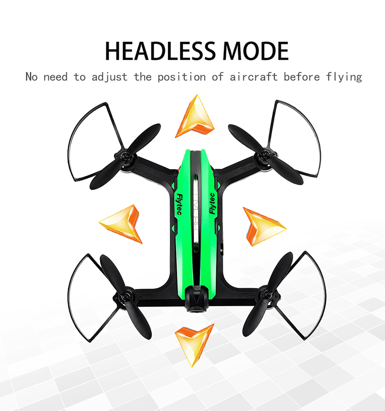 9. T18D_Green_Racing_Drone_with_Altitude_Hold_WIFI_FPV_RC_Drone