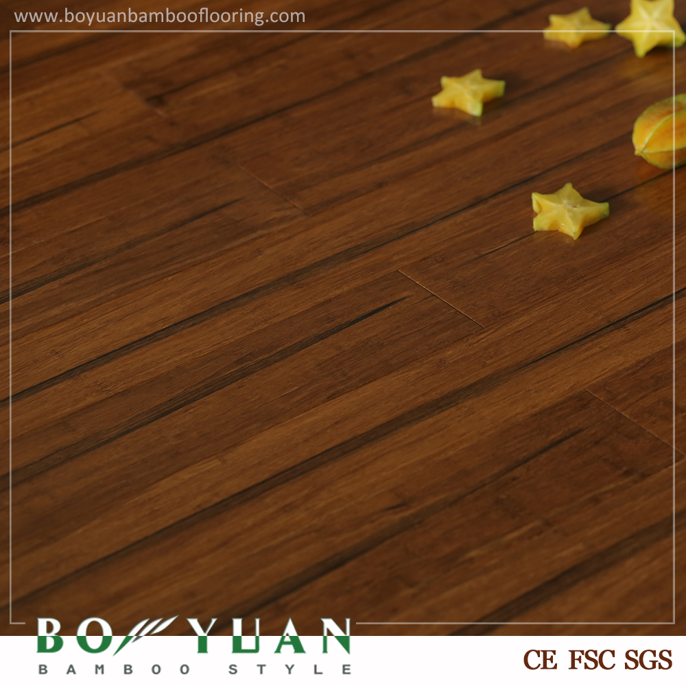 High-Ranking Pattern Fossilized Bamboo Flooring