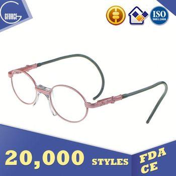 Etnia Eyeglasses,Nose Clip,Wide Temple Metal Optical Frames - Buy ...