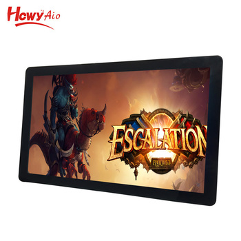 Powerful 32'' Capacitive Touch Screen 24 inch Tablet 27inch All In One Android PC 21 inch Tablet
