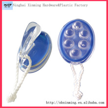 Plastic muscle massage roller stick