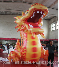 Inflatable Chinese dargon / Inflatable dragon /Inflatable Dinosaur tyrannosaurus rex