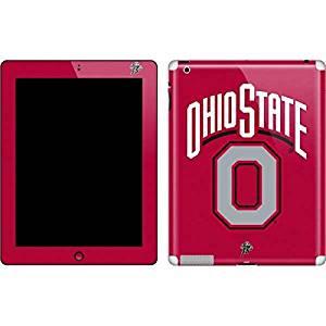 Ohio State University New iPad Skin - OSU Ohio State O Vinyl Decal Skin For Your New iPad