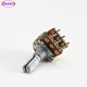Hot products B50K Metal shaft potentiometer