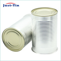 7110 300x407 tinplate food 400g tin can price with easy open end
