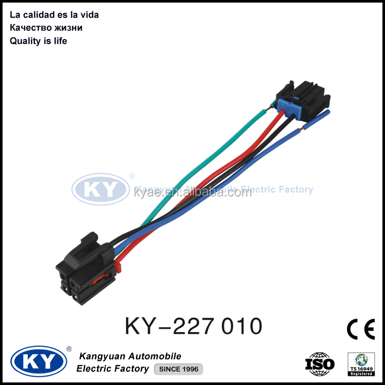 Factory OEM amp custom automotive auto wire harness & auto cable